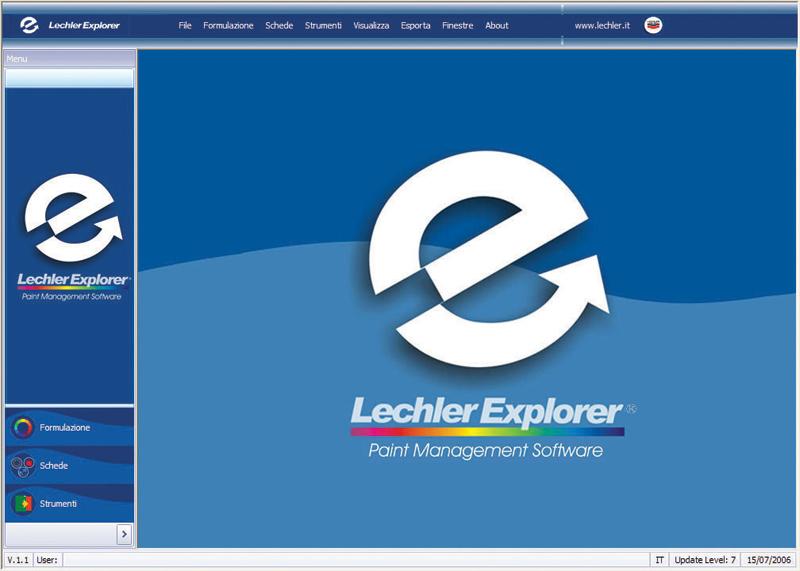 Lechler explorer